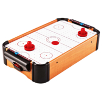 Tabletop Game Air Hockey Wooden Medium
