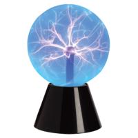 Plasma Ball Blue 8″ Diameter with Audio